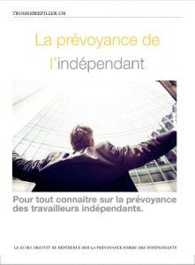 Guide de la prévoyance de l'indépendant